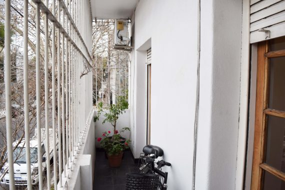 Balcon dormitorios