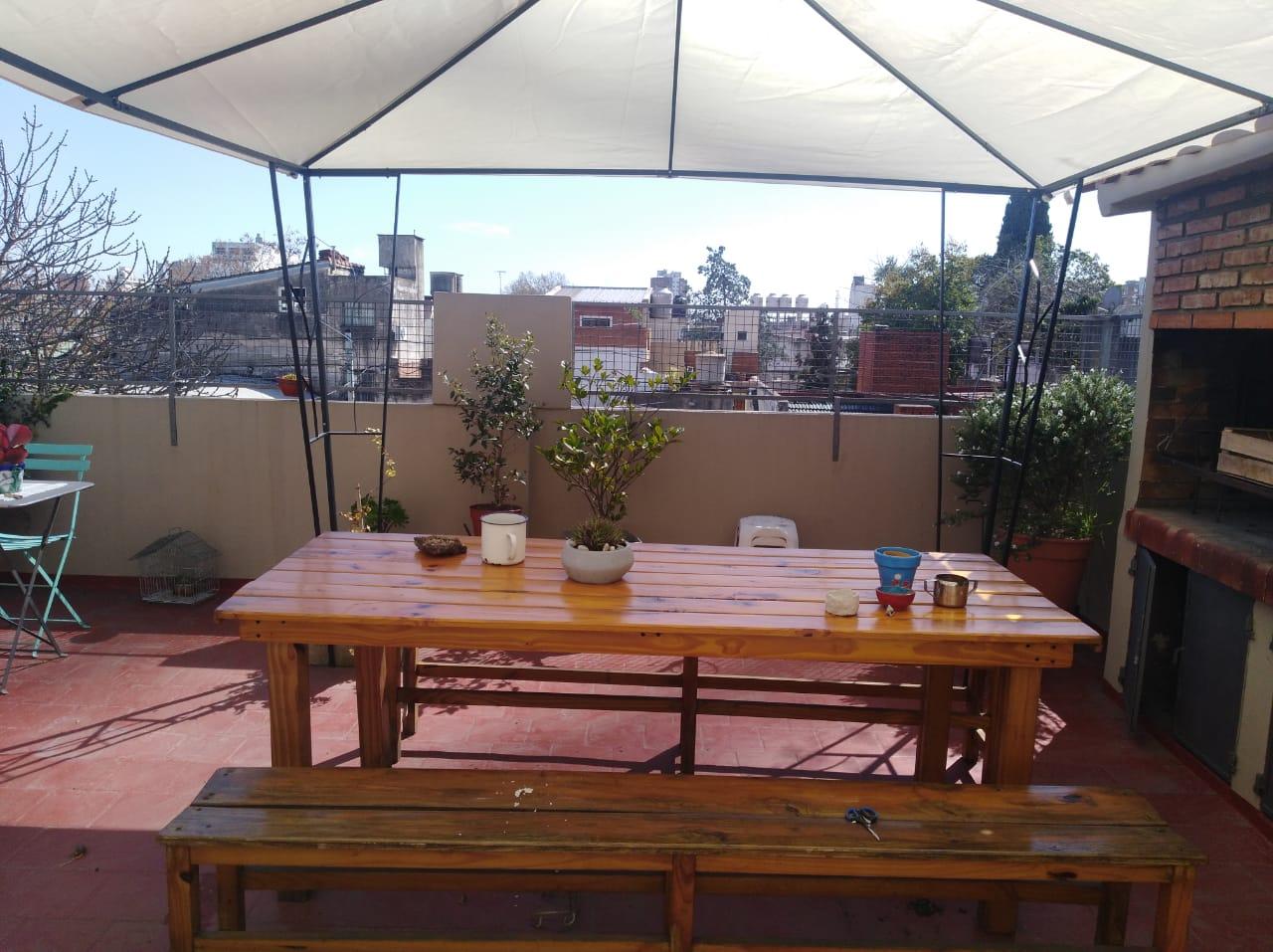 Impecable Y Muy Funcional Casa Con Terraza Bmd Bogo